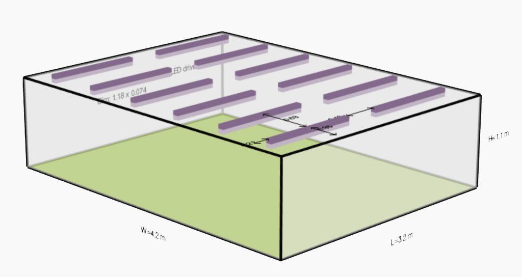 Light Planning 3D Model