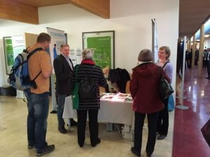 Conviron Valoya Horticultural sciences conference Freising