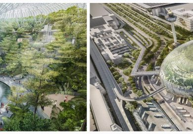 Singapore Changi, the World's Best Airport to Open a Valoya Lit Indoor Garden
