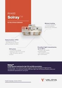 Valoya RX400 Solray™_2019.3